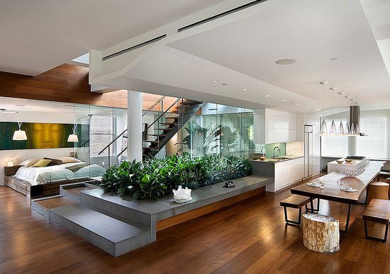 correct colour flooring for your development